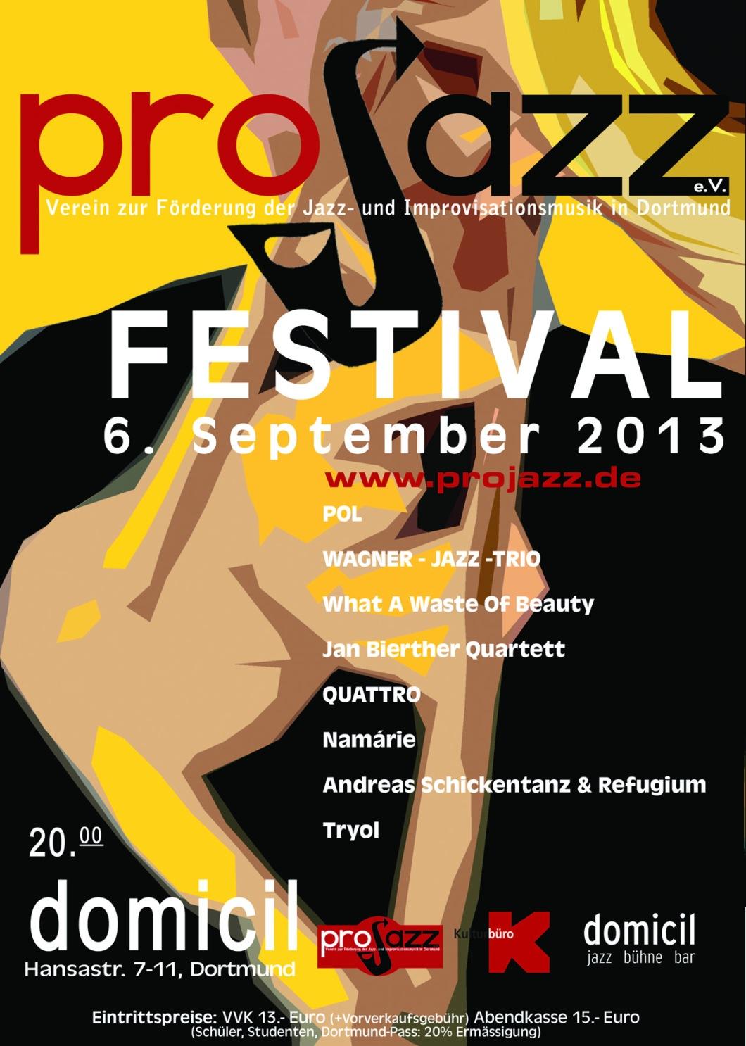 projazz Fest 13 PK VS