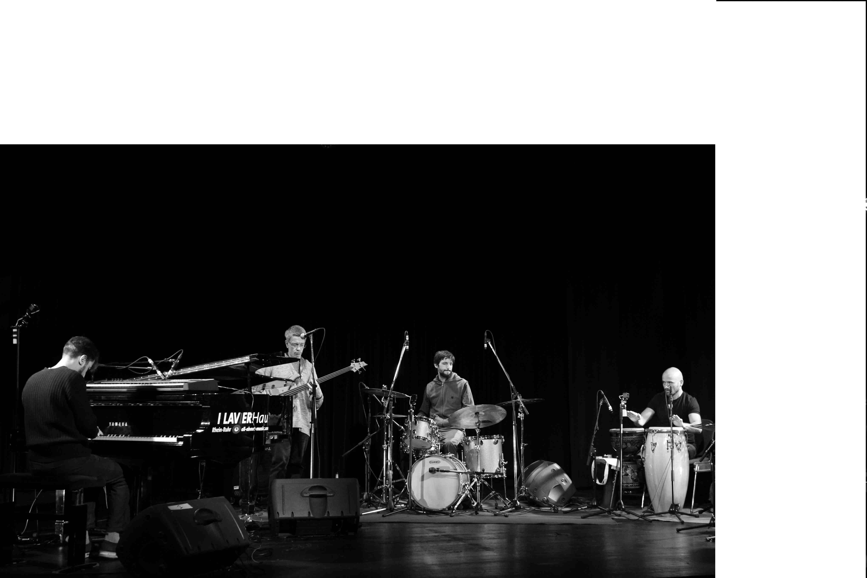 Pollheide Quartet (c) Yavuz Arslan